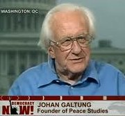 Galtung on Jewish owned media