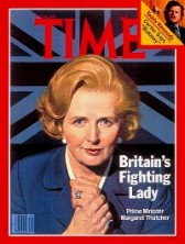 Thatcher useful idiot for Jews