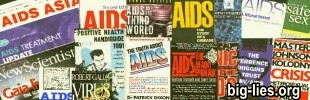 AIDS propaganda myth of AIDS