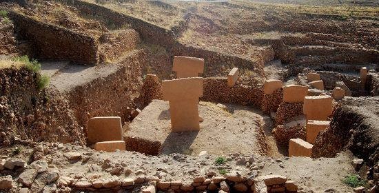 view of Gobekli Tepe site - a hoax?
