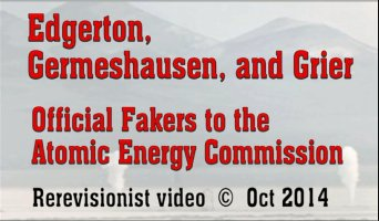 Edgerton, Germeshausen, Grier and nuclear films