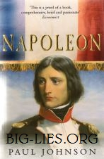 Paul Johnson Napoleon