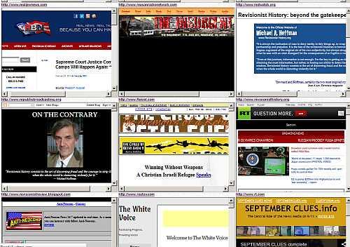 Jewish websites