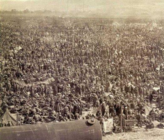 1945 Eisenhower prisoner of war deaths